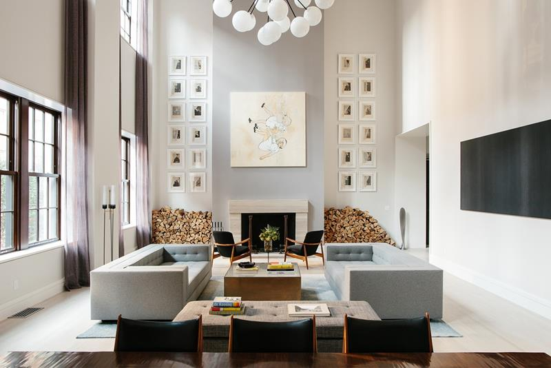 25 Professionally Designed Living Rooms-25