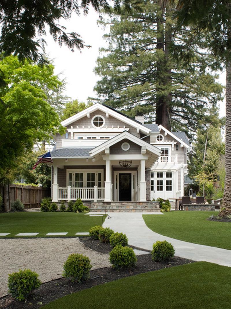25 Stunning Home Exteriors-1