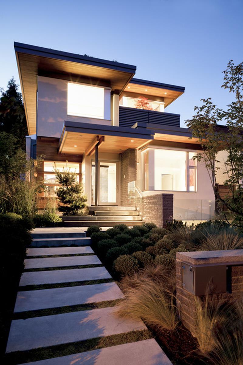 25 Stunning Home Exteriors-10