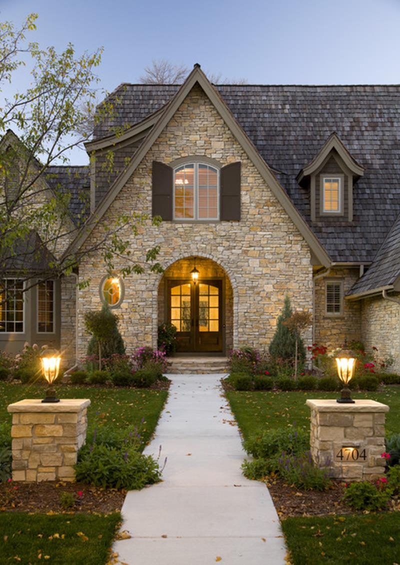 25 Stunning Home Exteriors-17