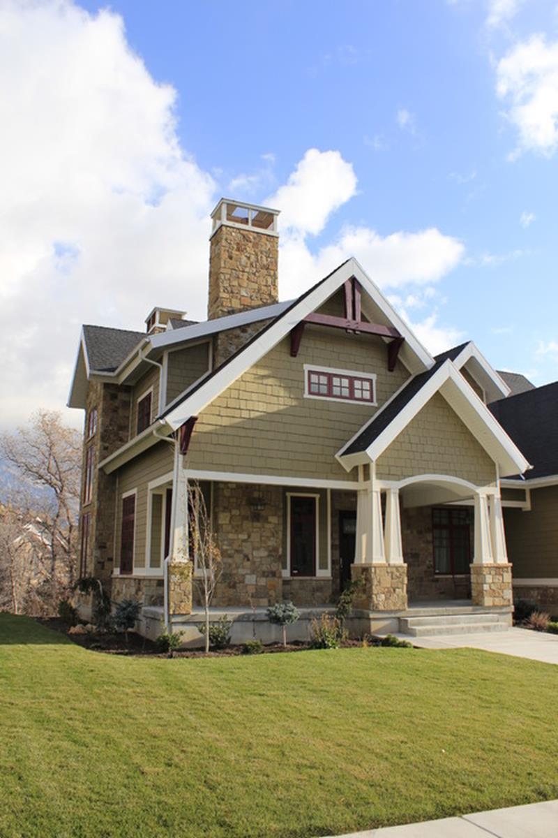 25 Stunning Home Exteriors-19