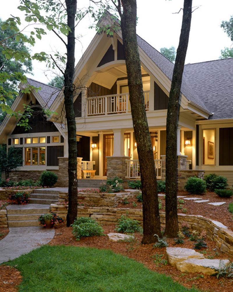 25 Stunning Home Exteriors-2