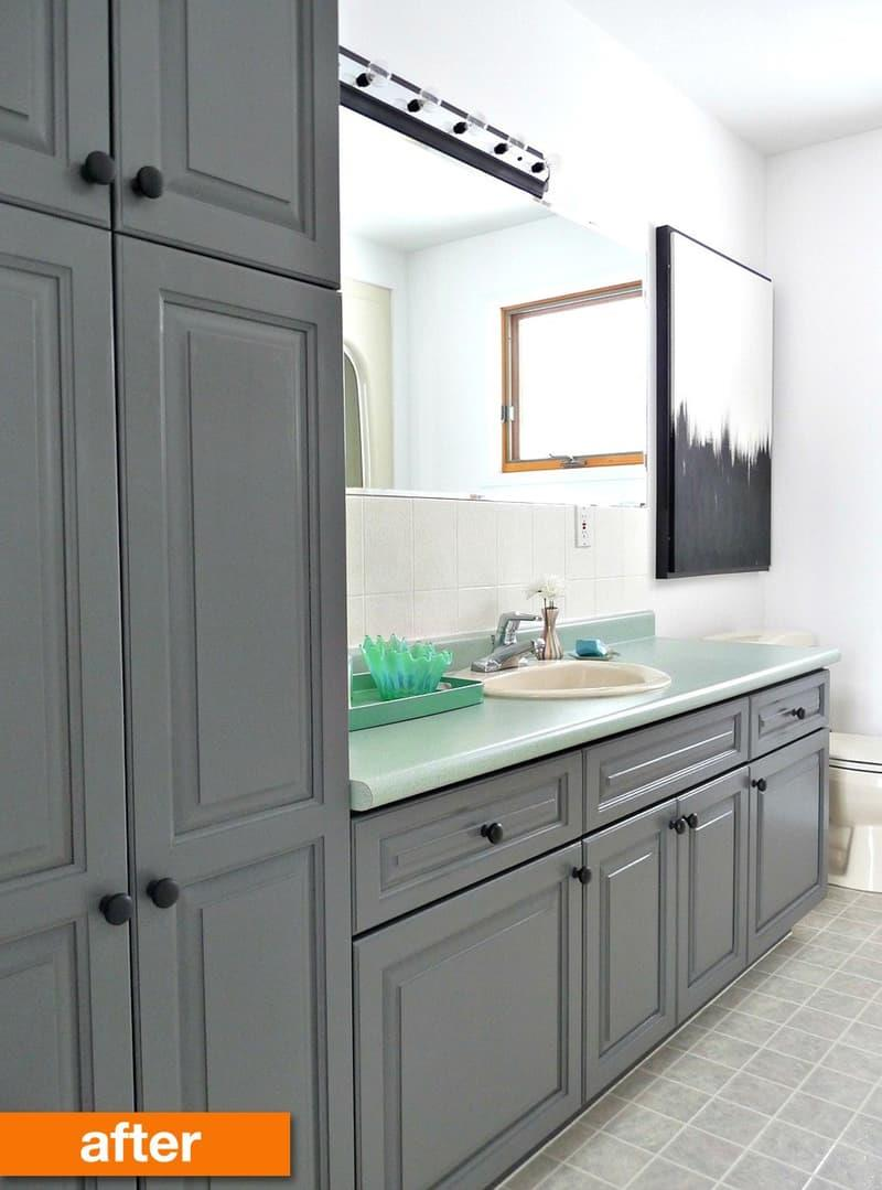 10 Amazing Before and Afters of Bathroom Remodels-9a