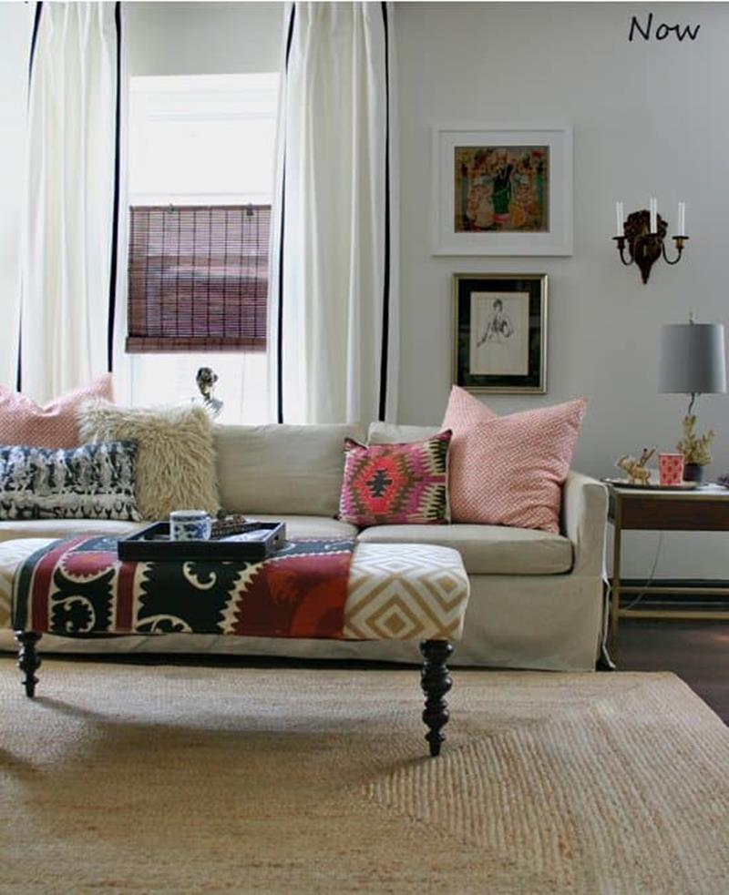 10 Before and After Living Room Remodels-10a
