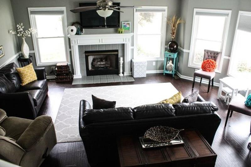 10 Before and After Living Room Remodels-4a