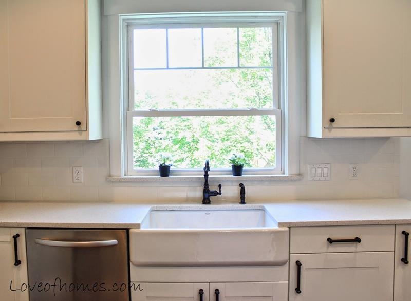 14 Pictures of a Jaw Dropping Kitchen Renovation-13