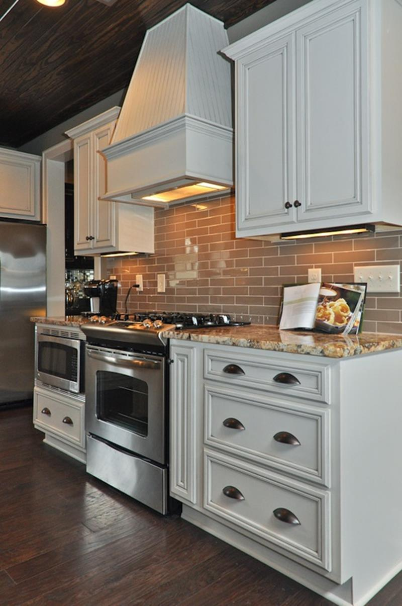 18 Stunning Small Kitchen Designs and Ideas-1