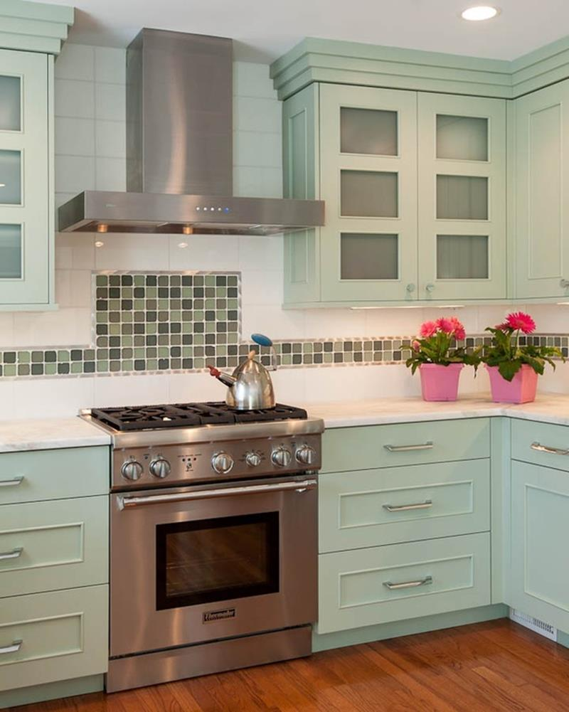 18 Stunning Small Kitchen Designs and Ideas-4