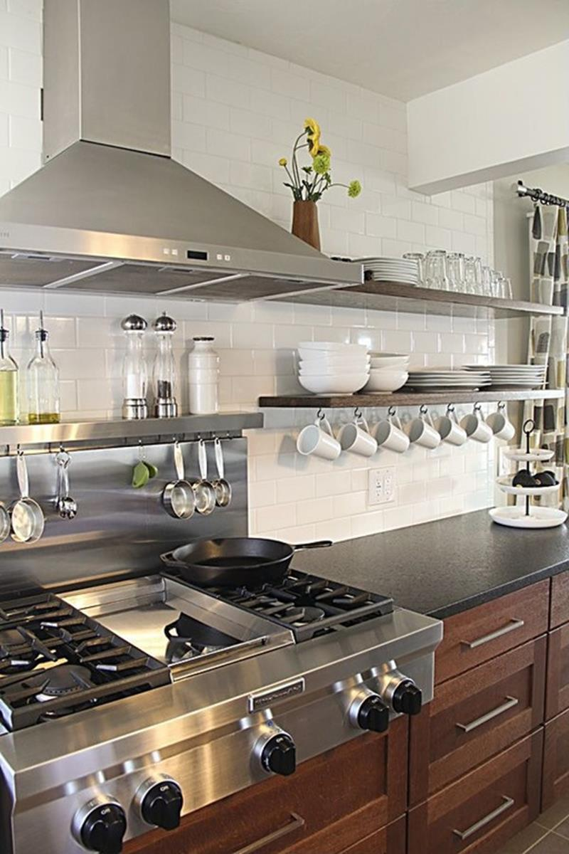 18 Stunning Small Kitchen Designs and Ideas-9