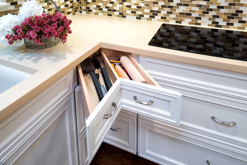 19 Brilliants and Beautiful Kitchen Backsplash Ideas-8
