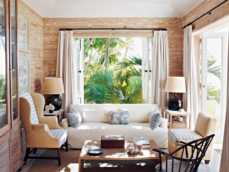 20 Amazing Sunroom Designs-10