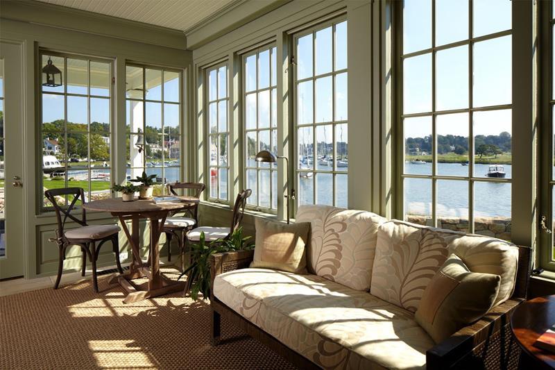 20 Amazing Sunroom Designs-14