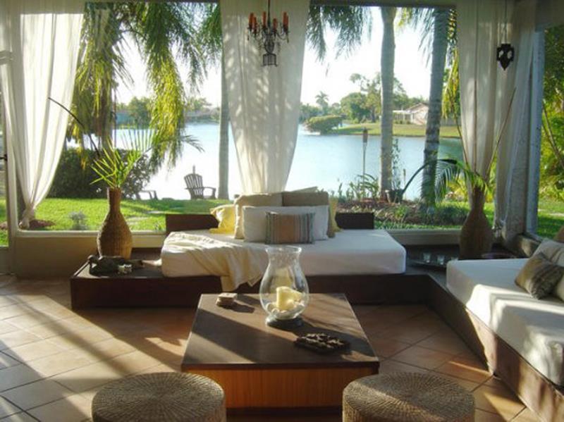 20 Amazing Sunroom Designs-15
