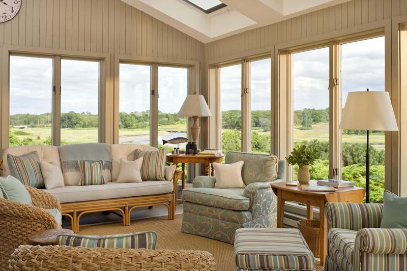 20 Amazing Sunroom Designs-16
