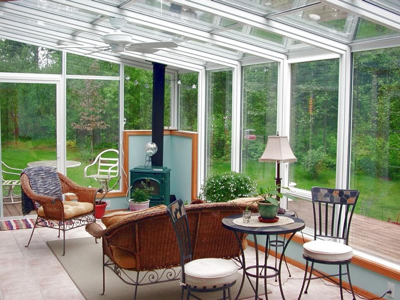 20 Amazing Sunroom Designs-4
