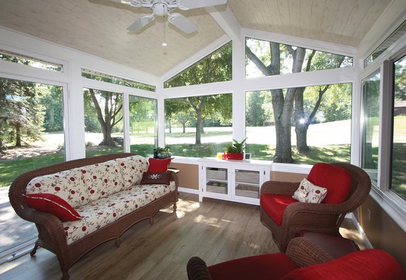 20 Amazing Sunroom Designs-5