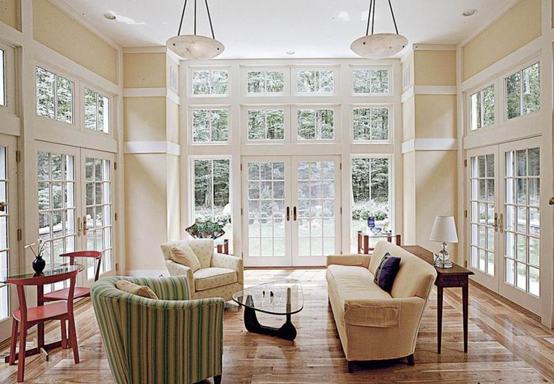 20 Amazing Sunroom Designs-6