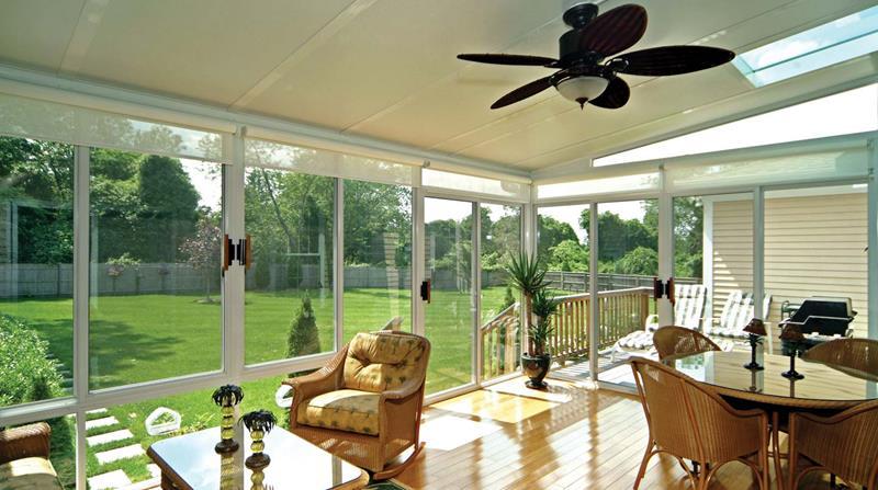 20 Amazing Sunroom Designs-7