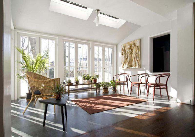 20 Amazing Sunroom Designs-8