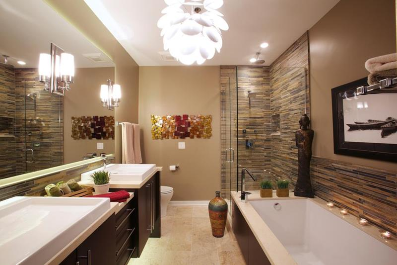 14 Inspiring Master Bathroom Before And After Pictures