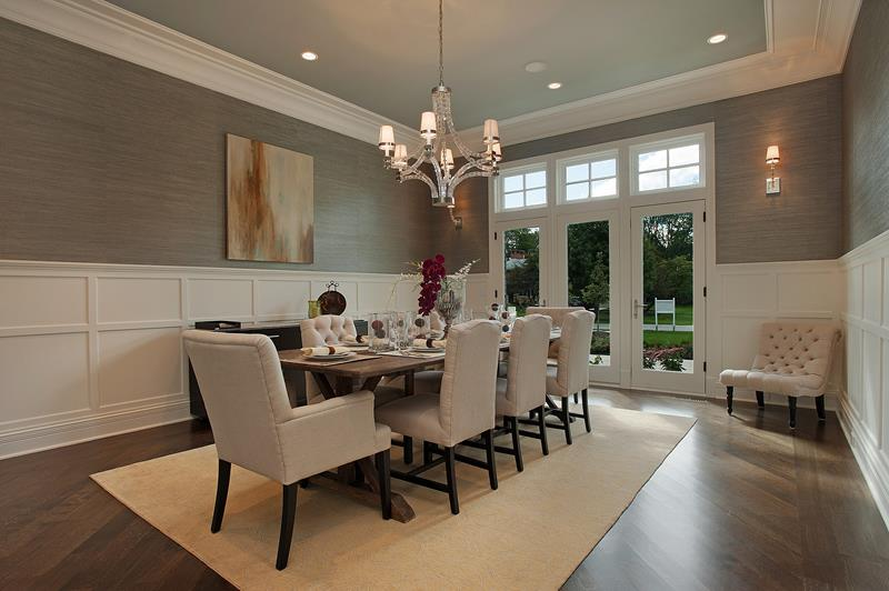 Coolly Modern Formal Dining Room Sets To Consider Getting: 20 Amazing Trends In Home Design For 2019