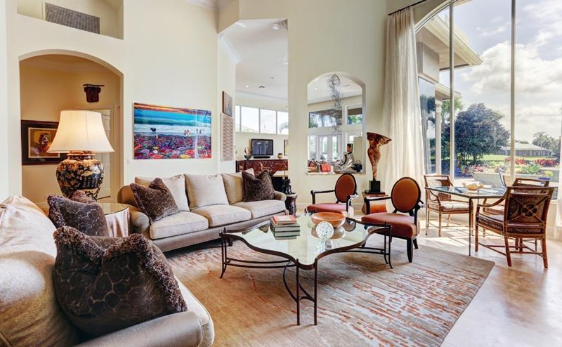 20 Gorgeous Open Concept Rooms