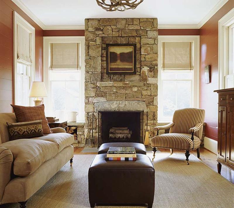 incredible living room designs fireplaces | 20 Incredible Design Ideas for Fireplaces