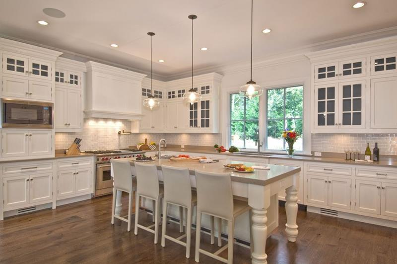 incredible french kitchen design | 20 Incredible Kitchen Island Designs