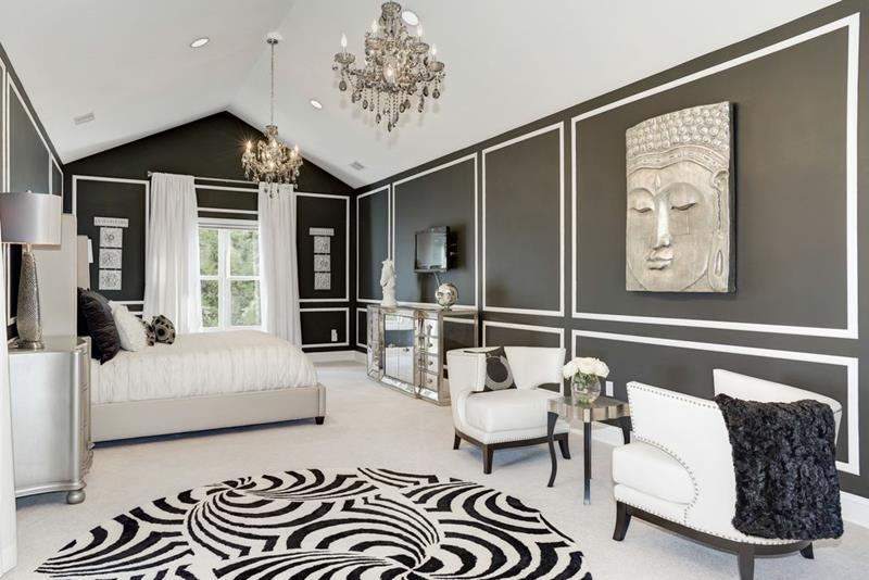 20 Hassle Free Zen Dining Room Decorating Ideas: 20 Amazing Luxury Master Bedroom Design Ideas