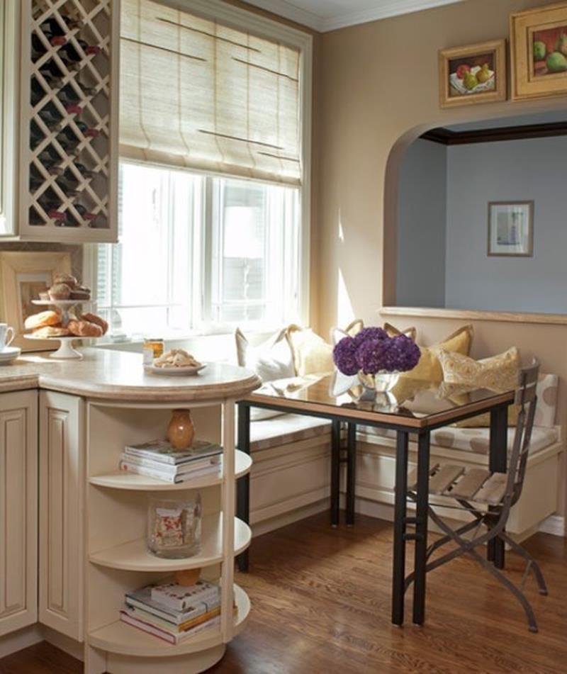 Kitchen Nook Design: 20 Gorgeous Breakfast Nook Designs And Ideas