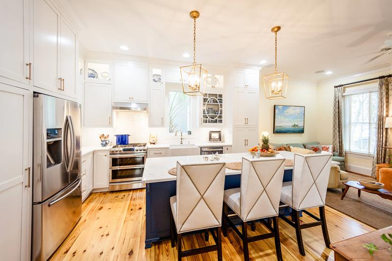20 Open-Concept Kitchen Designs - Page 4 of 4