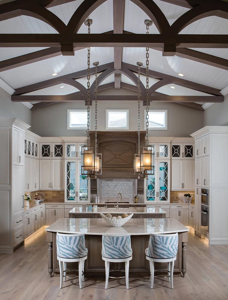 House Kitchen Design: 20 Open-Concept Kitchen Designs