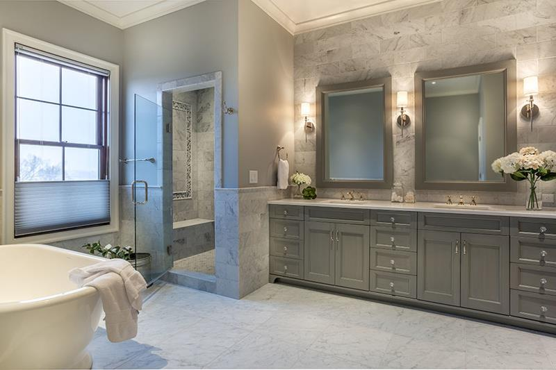 stunning how decorate bathroom | 20 Stunning Large Master Bathroom Design Ideas