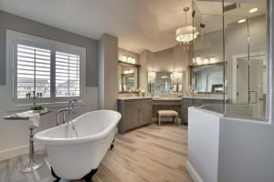 20 Stunning Master Bathroom Design Ideas