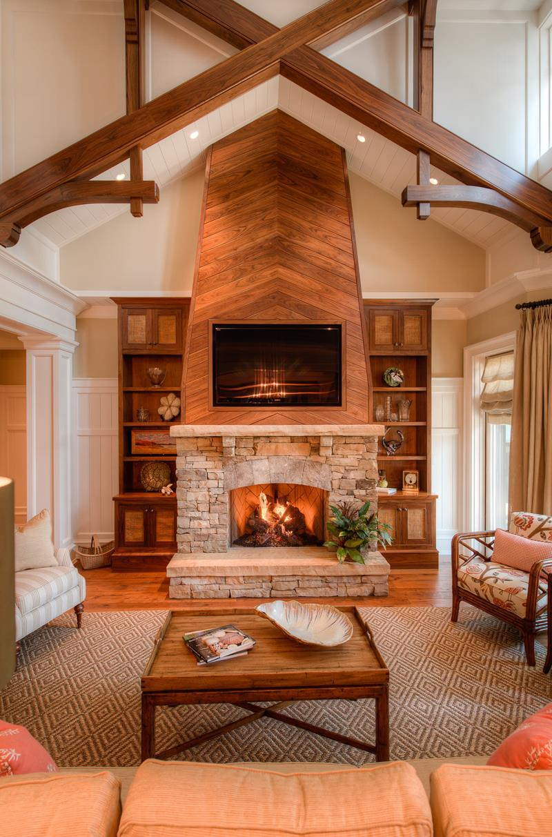 20 Functional Family Room Design Ideas - Page 4 of 4