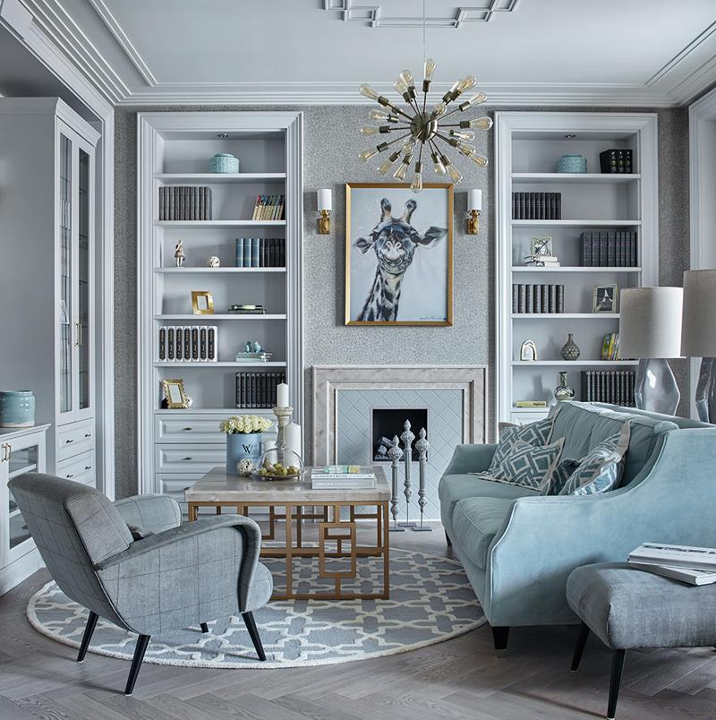 Cozy Living Room Designs: 20 Cozy Living Room Design Ideas