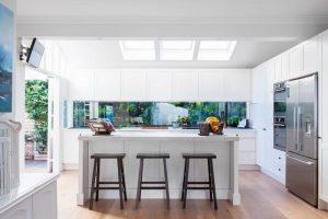 20 Grandiose Open-Concept Kitchen Design Ideas
