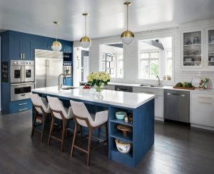 20 Classically Designed Kitchens