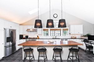 20 Exciting Open-Concept Kitchen Design Ideas