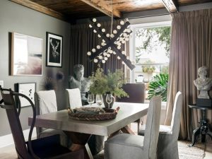 16 Dining Room Trends for 2018 and 4 on the Way Out