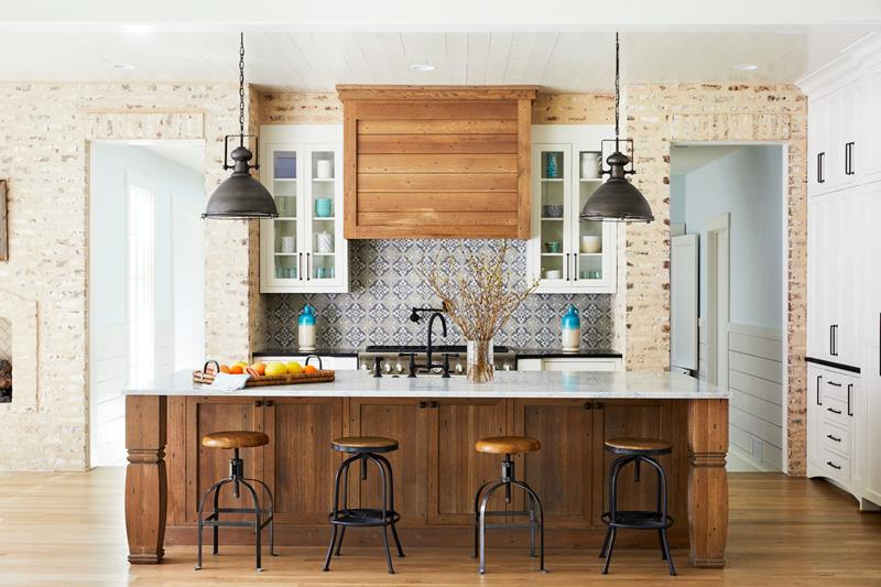 21 Farmhouse Kitchens For 2019 Page 3 Of 4