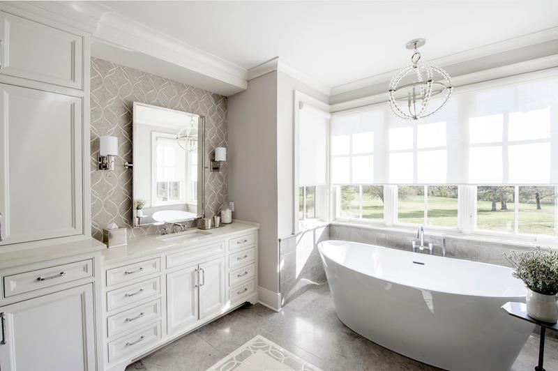 25 Of Our Favorite Master Bathroom Designs